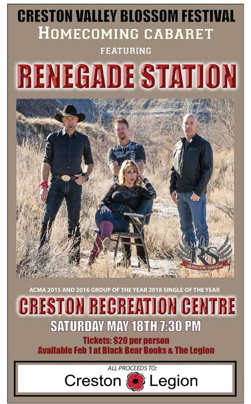 renegade station 2019